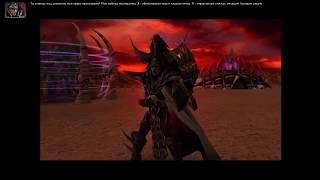 Warhammer 40,000: Dawn of War Soulstorm захват базы Тёмных эльдар.