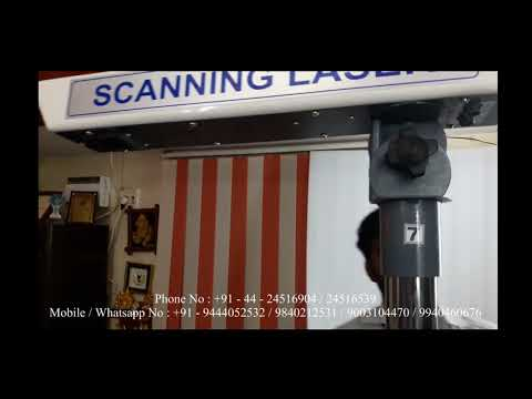 Physiotherapy Scanning Laser