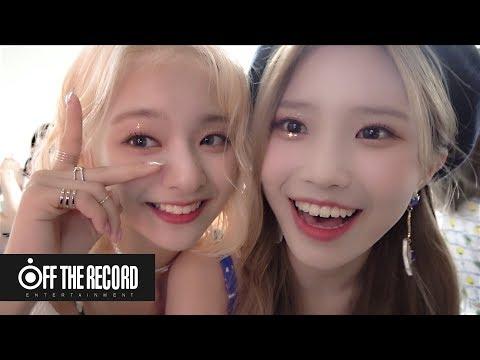 [FM_1.24] 프로미스나인 (fromis_9) - 'KCON 2019 LA' Behind