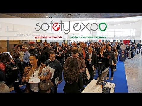 SAFETY EXPO 2017 - 20/21 Settembre 2017, Bergamo