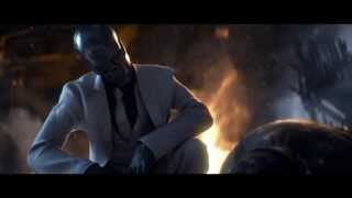 Batman Arkham Origins video