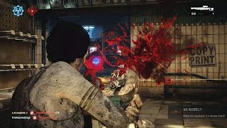 HEADSHOTS OVER EXECUTIONS! (Gears of War 4) OSOK Multiplayer Gameplay With TheRazoredEdge!