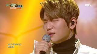 뮤직뱅크 Music Bank - 실화 - 케이윌 (Nonfiction - K.will).20171020