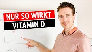 Deshalb wirkt Vitamin D nicht und keiner sagt es dir