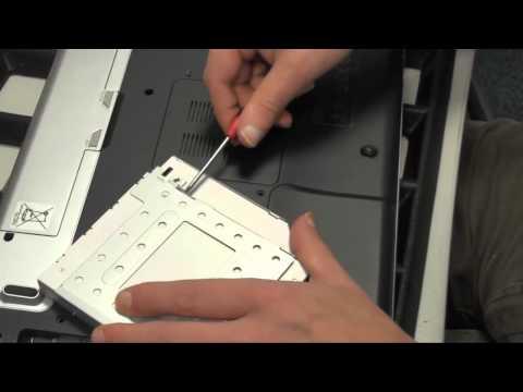 Universal Festplatten Einbaurahmen für den CD/DVD Laufwerk Schacht