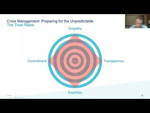 Crisis Management: Preparing for the Unpredictable - YouTube