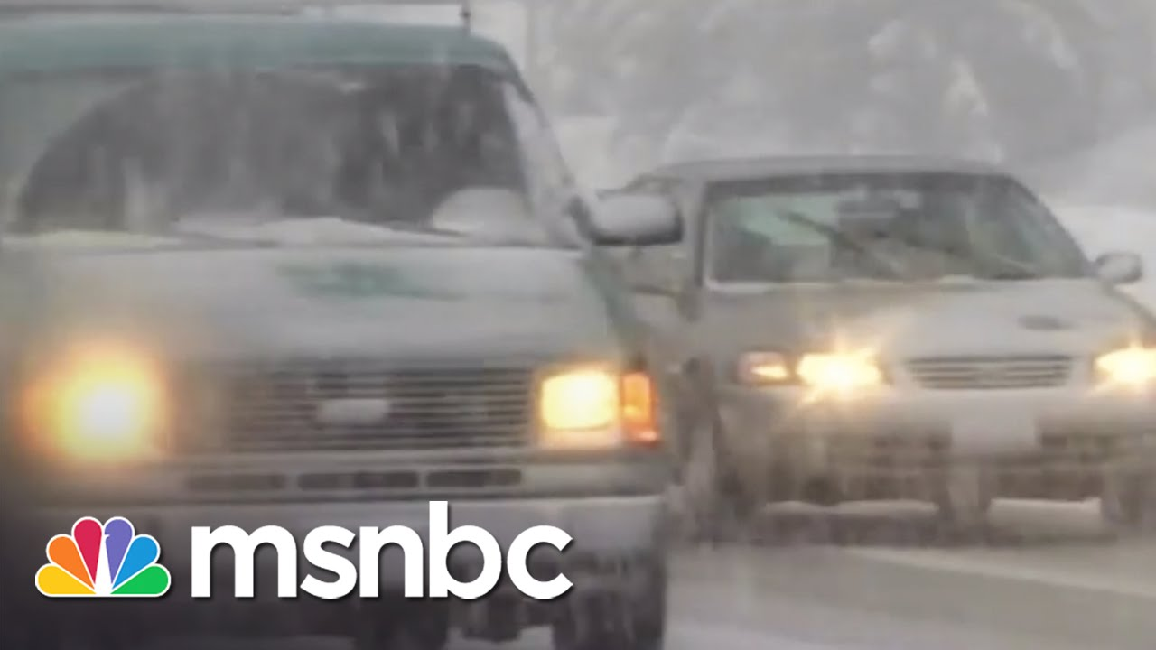 Bad Weather: A Thanksgiving Tradition   msnbc thumbnail