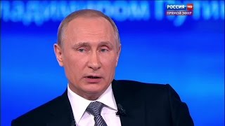 Путин ответил, кто хуже - Клинтон или Трамп