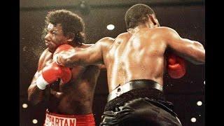 Бокс. Майк Тайсон - Тони Такер (ком. Беленький, Высоцкий)  Mike Tyson vs Tony Tucker