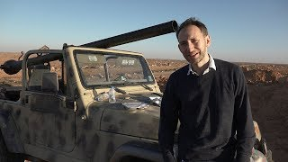 video: Dispatch: Behind the frontlines of Libya's bloody civil war as it teeters on the edge of turning into an international proxy conflict