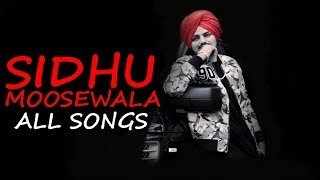 Sidhu Moosewala All Songs | Sidhu Moosewala | Top 9 Songs