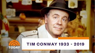 Remembering Tim Conway: 'Carol Burnett Show' Star Dies At 85 | TODAY