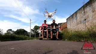 Voando com o GOPRO KARMA DRONE e DJI PHANTOM 3 PRO