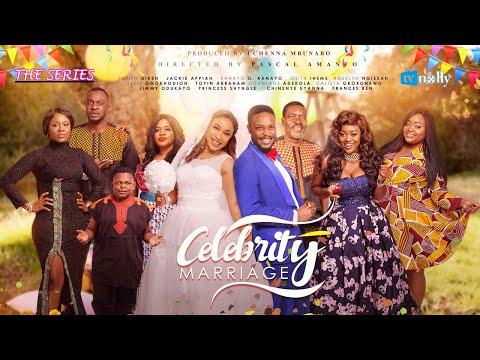 CELEBRITY MARRIAGE SERIES Episode 1 - Nollywood CINEMA BLOCKBUSTER  [Tonto Dike, Odunlade Adekola]