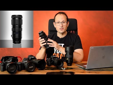 Nikon Z 70-200mm f/2.8 S - Cheaper, Bigger and heavier?