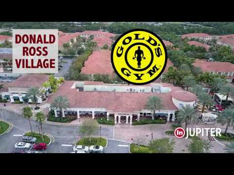Donald Ross Village Shopping Center Tour
