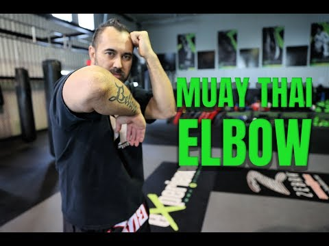 Muay Thai Elbows Ep.1 | The Horizontal Elbow