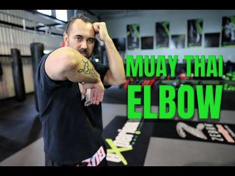 Muay Thai Elbows #1 | Horizontal Elbow Details