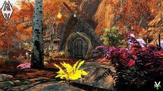 LARGASHBUR WISE WOMAN'S HUT: Orc Player Home!!- Xbox Modded Skyrim Mod Showcase