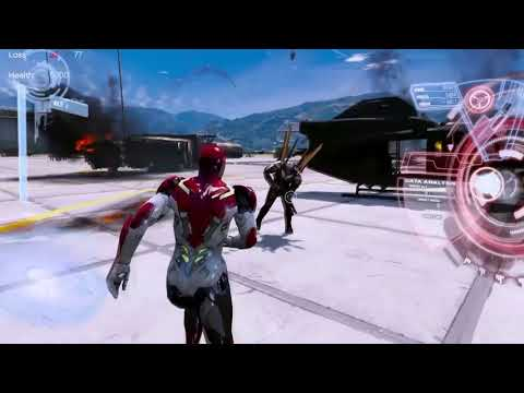 Видео 3D Ironman Simulator