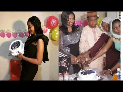 Yadda aka gudanar da Shagalin birthday din Zainab Indomie