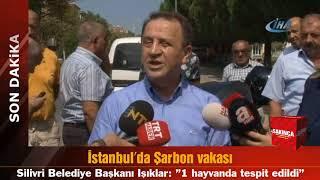 Silivri Belediye Başkanı Özcan Işıklar ŞARBON Olayı Ile Ilgili Açıklama Yaptı