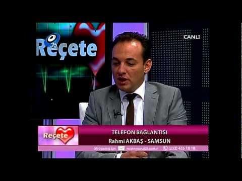 Kanal 35 Canlı Yayın 16 03 2012 Alerjik Hastalıklar 2 program 1 bölüm