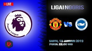 Live Streaming Liga Inggris Manchester United Vs Brighton Albion, Sabtu Pukul 22.00 WIB