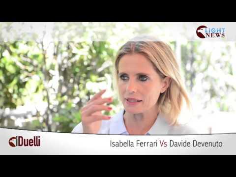 Light News 04 - I Duelli: Isabella Ferrari vs Davide Devenuto