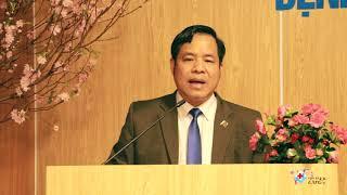 Lời chúc Tết Tân Sửu 2021 - Chủ tịch HĐQT, TGĐ Bệnh viện đa khoa Hùng Vương