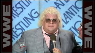 Dusty Rhodes Talks About Hard Times: Mid-Atlantic Wrestling, Oct. 29, 1985