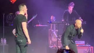 Marc Martel LIVE  sings