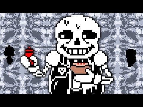 WE NEED HELP!!!- (AU) A CHAOTIC TIME: sans and jevil merge