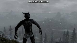 The Elder Scrolls V Skyrim | #1 | Parkour Fails