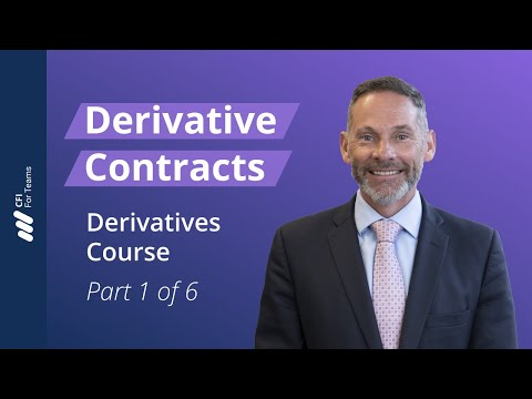 Derivative Contracts - Introduction to Derivatives Part 1 of 6 - YouTube