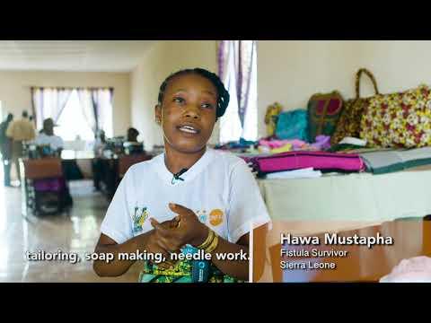 Addressing obstetric fistula in Sierra Leone