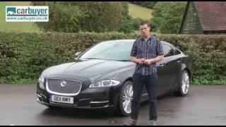 Jaguar XJ saloon review - CarBuyer