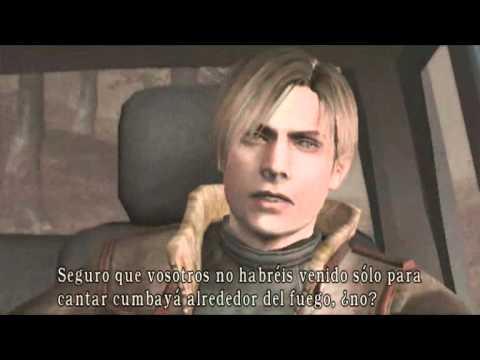 Gameplay de Resident Evil 4