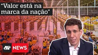 Samy Dana: Marca Brasil vale U$ 764 bilhões e está entre as 16 mais valiosas do mundo