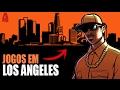 5 Jogos Que Se Passam Em Los Angeles