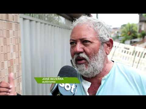 Homem coloca a cabeça para fora de ônibus e morre em Jaboatão dos Guararapes