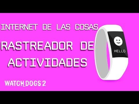 Watch Dogs 2: Anuncio de Selfie – Internet de las Cosas – Rastreador de Actividades