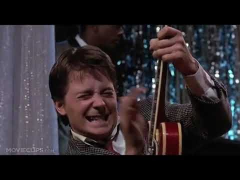 Звезда № 111 Chuck Berry - Johnny B. Goode