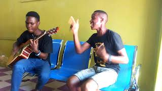 Alikiba Mbio Cover By (Gody The Best) With Guitar