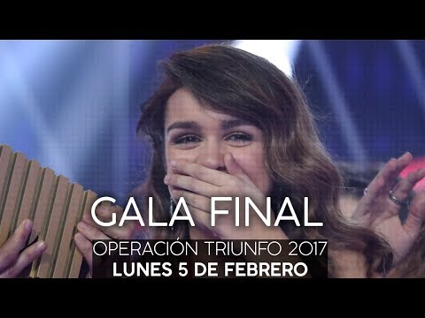 OT GALA FINAL ENTERA | RecordandOT | OT 2017