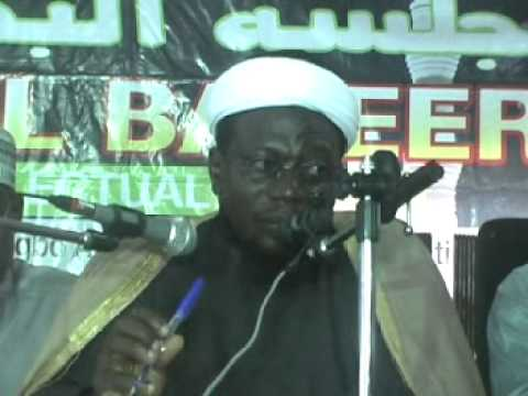 Download The Benefits Of Taoheed By Dr  Sharafadeen Gbadebo Raji Episode 1 HD Mp4 3GP Video and MP3