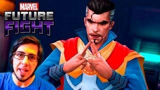 МИСТЕР ДОКТОР СТРЕЙНДЖ в Marvel Future Fight (Эпизод #40)