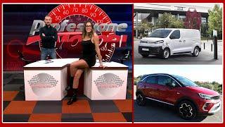 Citroen E-Jumpy e Opel Crossland