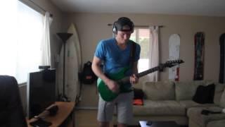 311 - Simple True guitar cover