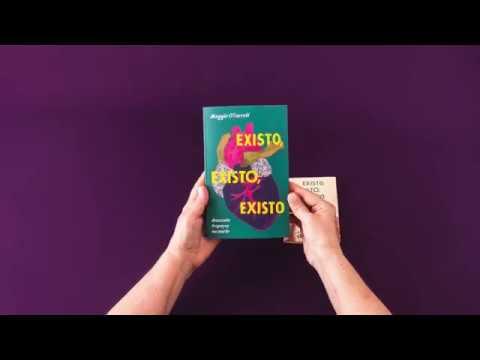 Unboxing: Existo, existo, existo, de Maggie O'Farrell   TAG Inéditos